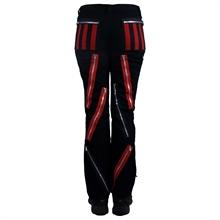 Nix Gut - Red Zip, Frauenhose