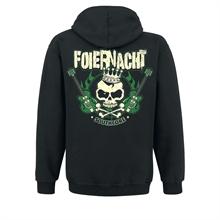 Foiernacht - Guitar, Kapuzenjacke