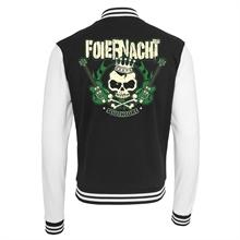 Foiernacht - Guitar, Collegejacke