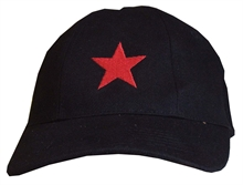 Roter Stern - Cap
