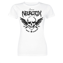 Neurotox - Skull, Girl-Shirt