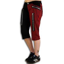 Nix Gut - Stripes, Frauenshort