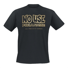 No Use For A Name - All The Best Songs, T-Shirt