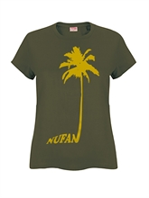 No Use For A Name - Palm Tree, Girl-Shirt