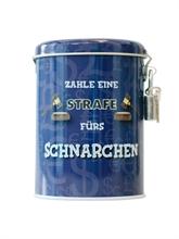 Schnarchen - Spardose