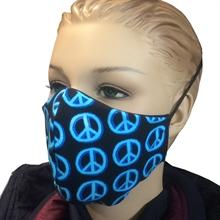Gesichtsmaske - Peace