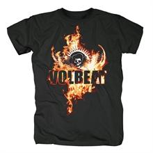 Volbeat - On Fire, T-Shirt