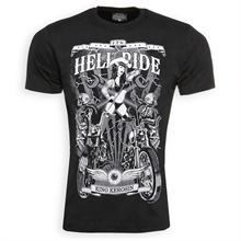 King Kerosin - Hell Ride, T-Shirt