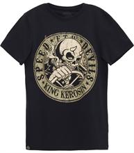 King Kerosin - Speed Devils, T-Shirt schwarz
