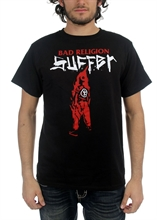 Bad Religion - Black Suffer, T-Shirt