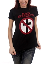 Bad Religion - Cross Buster Girl-Shirt