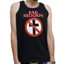 Bad Religion - Cross Buster, Tank-Top