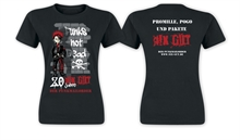 Nix Gut - 20 Jahre, Girl-Shirt