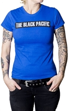 Black Pacific - The System, Girl-Shirt
