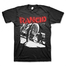 Rancid - Boot, T-Shirt