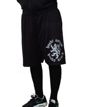 Hoods - Black Army Mesh-Short