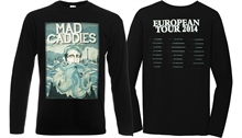 Mad Caddies - Blue Beard, Sweatshirt