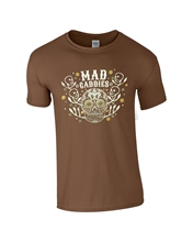 Mad Caddies - Day Of The Dead, T-Shirt