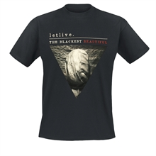 Letlive - The Blackest Beautiful, T-Shirt
