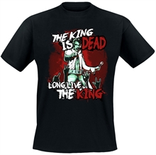Not Alive - King Is Dead, T-Shirt