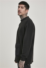 Urban Classics - Polar Fleece Pocket Crew,Pullover