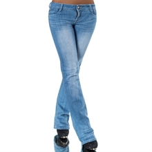 Mary Boot Cut, Girl-Jeans