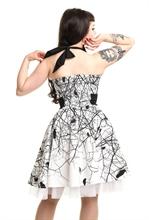 VixxSin - Dark Crow Dress, Kleid