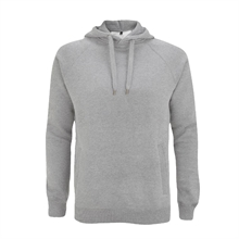 Continental - Unisex Hoody With Side Pockets, Kapuzenpulli