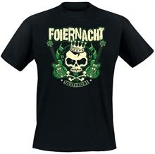 Foiernacht - Guitar, T-Shirt