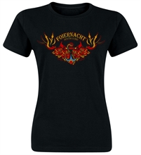 Foiernacht - Oldschool, Girl-Shirt