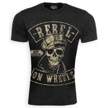 King Kerosin - Rebel On Wheels, T-Shirt