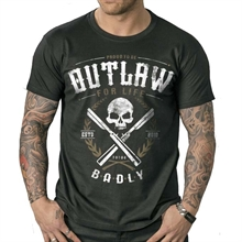 Badly - Outlaw for Life, T-Shirt