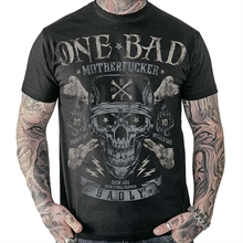 Badly - One Bad Motherfucker 2.0, T-Shirt