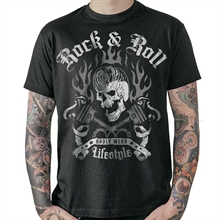 Badly - Rock´n Roll Lifestyle, T-Shirt