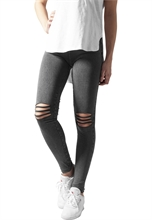 Urban Classics - Cutted Knee, Leggings