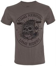 King Kerosin - Lone Riders, T-Shirt