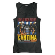 Star Wars - The Fabulous Cantina Band, Tank-Top