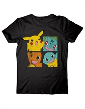 Pokémon - Pikachu and Friends, T-Shirt