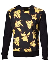 Pokémon - Pikachu all over, Sweater