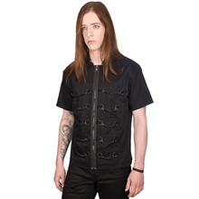 Black Pistol - Chain Shirt Denim, Shirt