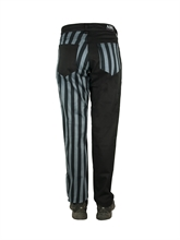 No Brands Required -  One leg Stripes, Frauenhose