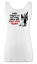 Banksy - Don´t forget, Girl Longtop