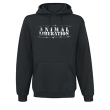 Animal Liberation Stacheldraht - Kapu