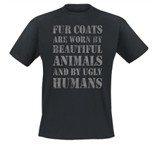 Fur Coats - T-Shirt