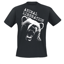 Animal Liberation B�r - T-Shirt
