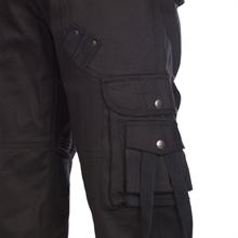 Black Pistol - Military Short Denim