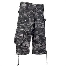 Black Pistol - Short Camouflage