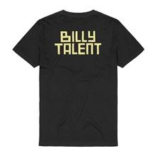 Billy Talent - Afraid Of Heights, T-Shirt