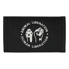 Animal  Liberation - Geldbeutel