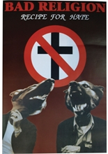 Bad Religion - Recipe For Hate, Poster